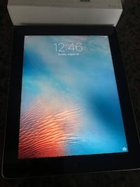 iPad 2 Wi-Fi 16 gb black Vaughan, L4L 1Z8