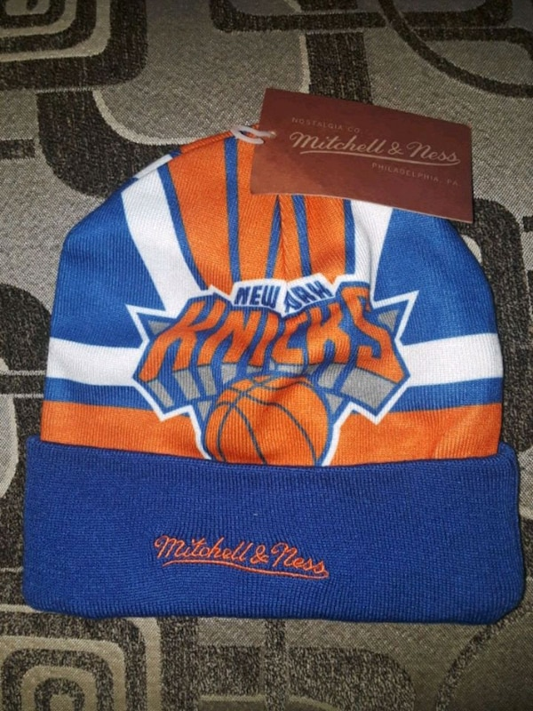 4dcff70f72a85 Used New York Knicks Beanie Hat for sale in Brooklyn - letgo