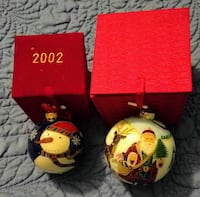 Glass Collectable Ornaments