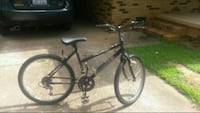 black and gray hardtail mountain bike Rutherfordton, 28139