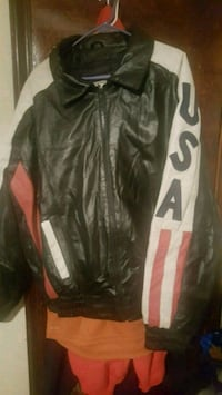 Genuine leather jacket 2xl  El Paso, 79936