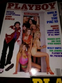 Playboy magazine Morro Bay, 93442