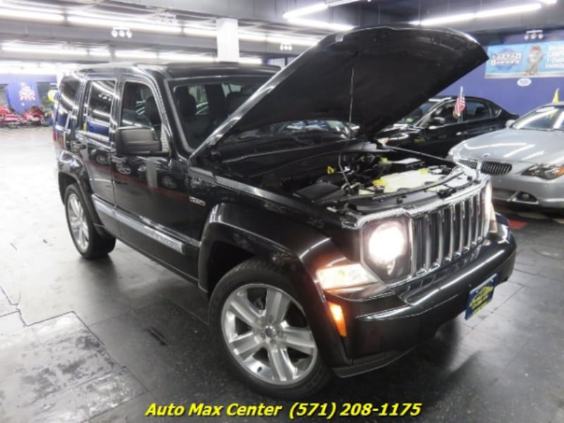 2012 Jeep Liberty - Jet Edition - Limited  5
