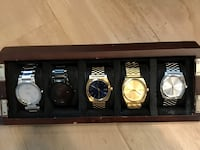 Nixon and Citizen Eco Drive Watches for sale Bakersfield, 93312