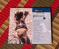 Salsa Masters Best of Tito Puente CD Volume 2
