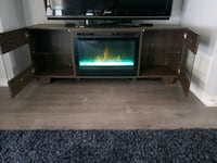 TV and TV/STAND FIREPLACE  Toronto, M3A