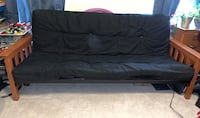 Futon with mattress Sherwood Home Furnishings
