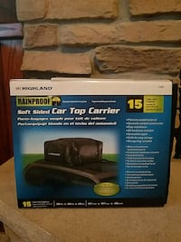 Highland Car Top Carrier New Prescott, 54021