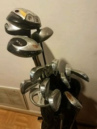 Golf Clubs w/Bag (Trades Only)