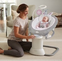 Graco Everyway Soother Bunny Swing New Plano, 75074