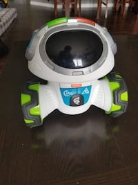 white and green Fisher-Price learning toy Surrey, V3W