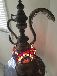 Antique Mosaic Lamp Mississauga, L5R 1P5