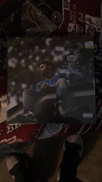 J cole vinyl never opened Napa, 94558