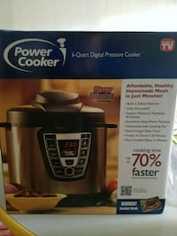 Power Cooker Electric Pressure Cooker  Gainesville, 32607