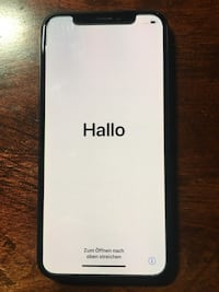 PLEASE READ iPhone X 256GB For Sale 548 km
