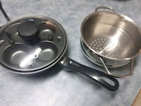 Pot and pan accessories Warman, S0K 0A1