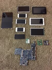 iPhone and smartphone lot