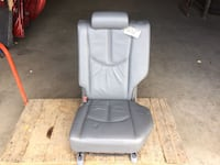 1999-2003 LEXUS RX300 REAR SEAT LEFT SIDE GRAY LEATHER OEM #2305 Irving
