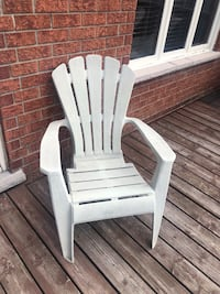 white wooden rocking chair with white pad Hamilton, L9B 1Z2