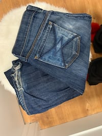 Citizens of humanity dark flare jeans