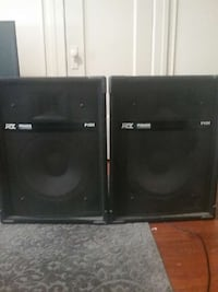 MTX Power loudspeakers. Wires included. Washington, 20009