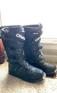 ONEAL dirtbike boots