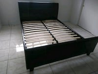 $229 Queen bed frame brand new free delivery Hollywood, 33023