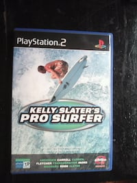 PS2 Kelly slaters pro surfer 6516 km