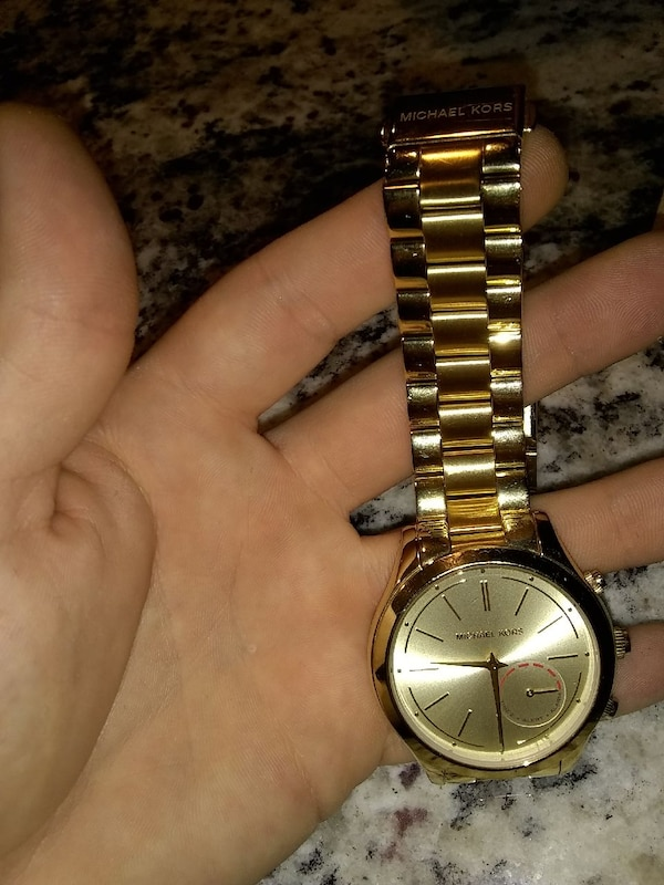 4fb1dc815a69 Used Micheal kors hybrid smart watch for sale in Lehigh Acres - letgo