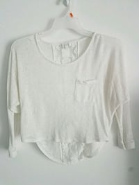 Crop shirt Miami, 33143