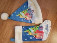 Tinkerbell Matching Christmas Hat And Stocking Mississauga, L5A 3X3