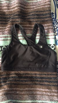 Small black sports bra $5 Windsor, N8N 4A8