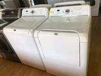 Maytag Bravos Quiet Series Washer and Dryer Set  Woodbridge, 22191