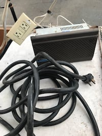 Power Convertor for Trailer 110 to 110 110 to 12 V great for custom trailer project