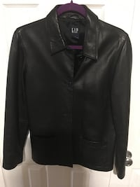 soft leather Gap  woman coat size Med  like new condition Harpers Ferry, 25425