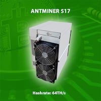 Antminer S17e (64Th) make up to $15 a day Miami