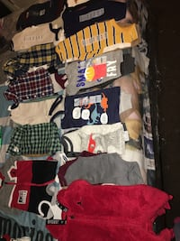 Brand new baby boy clothes 3-6moths 17 outfits