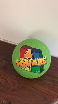 Foursquare bouncy ball Vienna, 22180