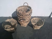 Wicker baskets  Ventura, 93001
