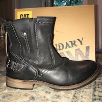 Men's Caterpillar Vinson boots-NIB Fairfax, 22033
