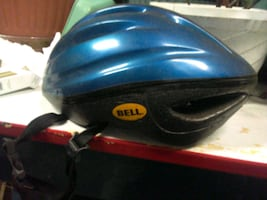 Bike helmet hardly used