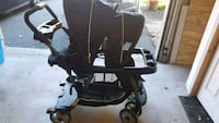 Graco double collapsible stroller 203 mi