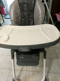 Graco high chair Manassas, 20111