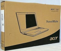 Acer TravelMate TM [PHONE NUMBER HIDDEN] in. (250GB, AMD At