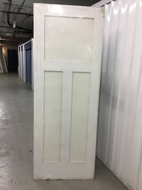 3 panel MDF Interior Door Slab Philadelphia, 19148