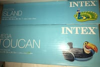 Intex Inflatable Pool Toys Toucan and Peacock BRAND NEW IN BOX! Las Vegas, 89120