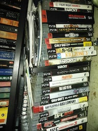 Sony PlayStation 3 games! North Vancouver, V7L 1G1