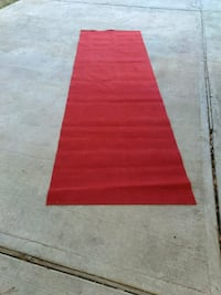 Roll out red carpet 100 Houston, 77016