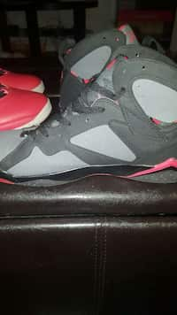 bc6a9acbdf9038 Used teal and grey air jordan 7 for sale in Newport News - letgo