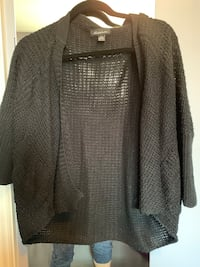 black v-neck sweater Mississauga, L5A 2C9